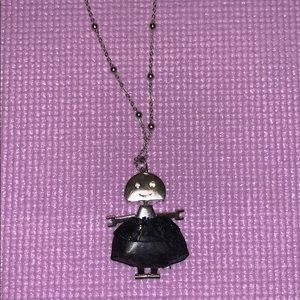 3 for $10 robot necklace